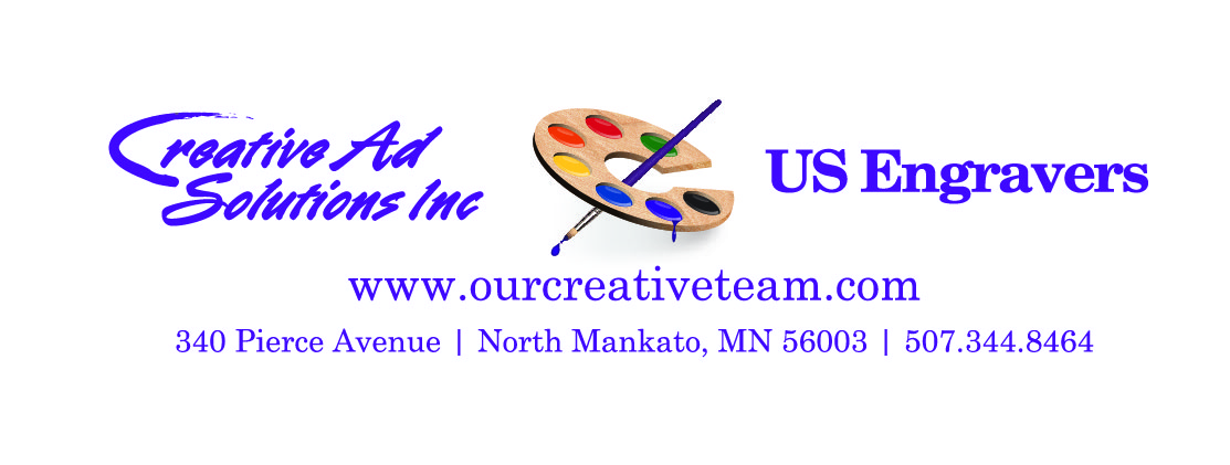 Home - Creative Ad Solution, Inc - US Engravers
